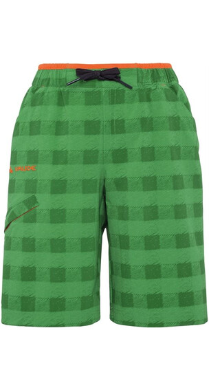 VAUDE Boys Fin Shorts Apple Green